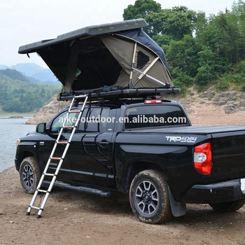 2018 Fashion Hard Shell Roof Top Tents For New Zealand Market