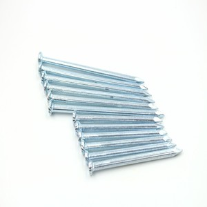 zinc coated stainless steel concrete nail sizes