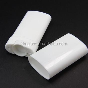 2 5oz(75ml) Factory Manufacture White Empty Plastic Deodorant Container -  Buy Plastic Deodorant Container,Deodorant Container,Plastic Containers