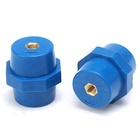 China epoxy resin electrical insulation materials different types insulators with installation screw