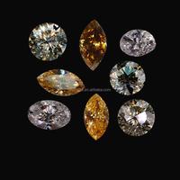 crystal cubic zircon loose gemstone for Timepieces Jewelry Eyewear Zircon Rhinestones