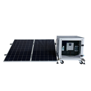 AC power supply manufacturer solar system 3kw with battery off grid mini home solar battery home mini solar energy power system