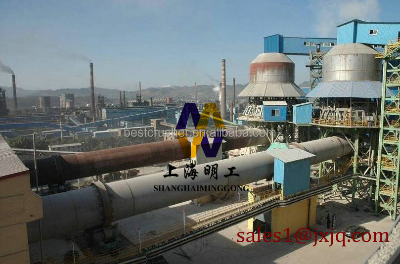 China Manufacturer Ceramic Sand Rotary Kiln for Cement Industry/Quick Lime/Clay/Bauxite/etc.