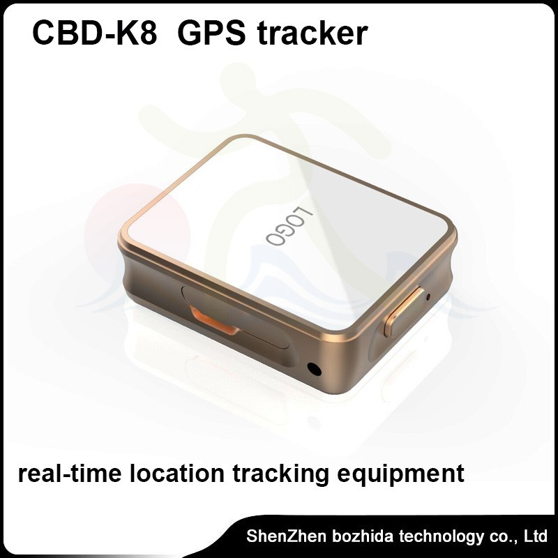 High Quality K8 Mini GPS Tracker Locator Device Global Real Time Tracker gps for Car