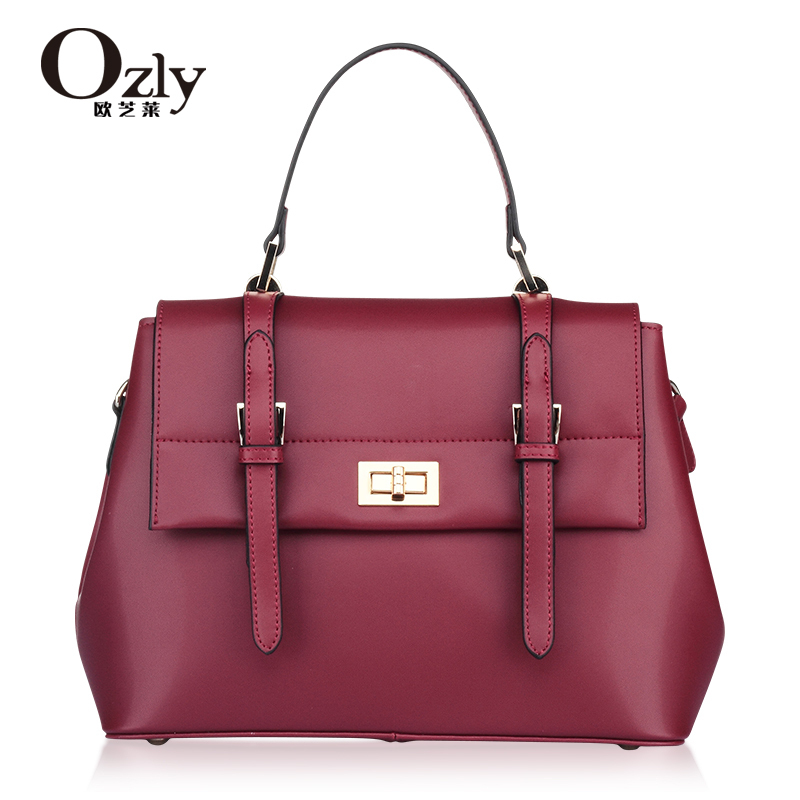 7d3e02abc7 Get Quotations · Factory Outlet 2015 new fashion handbags Totes Handbags    Crossbody bags genuine leather handbag shoulder women