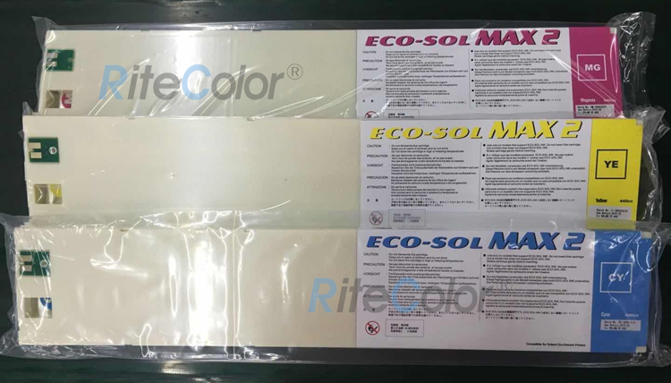 Factory Wholesale DX-5 Heads Roland Eco Solvent Printing Ink,Roland Eco Sol Max Ink