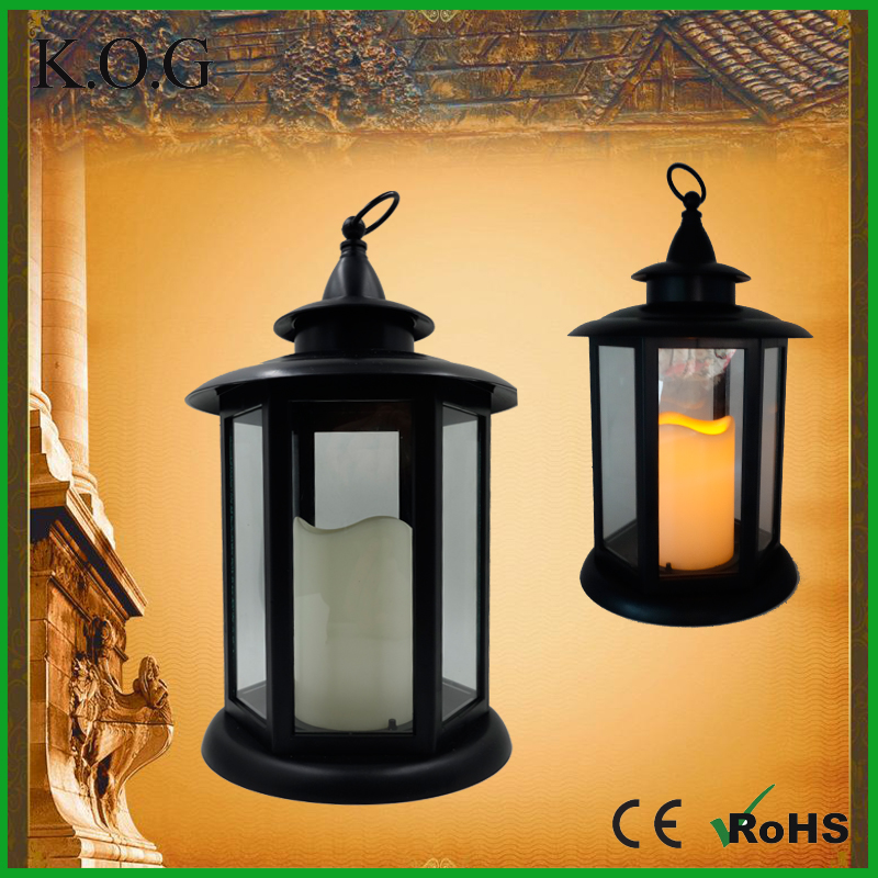 Portable Outdoor LED Camping Lantern Double as Tent Light