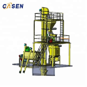 animal feed production units poultry pellet feed plant for sale