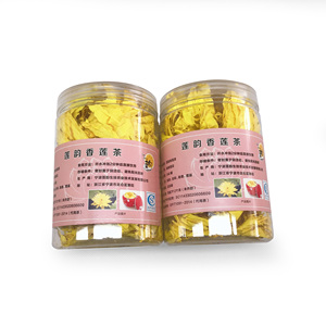 Nature Agricultural Product Lotus Flower Tea Lotus Seeds