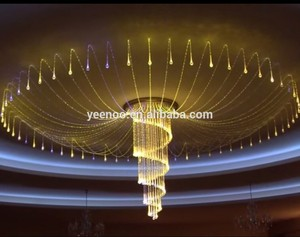 Hot selling wholesale moroccan lantern antique pendant lamp crystal ceiling light