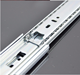 Heavy duty 3 fold ball bearing drawer full extension slide
