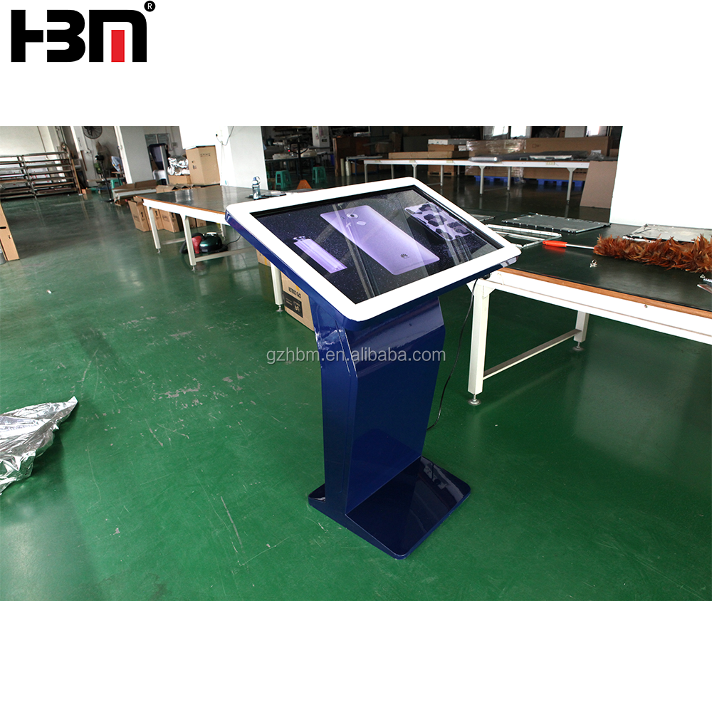 lcd advertising display table touch screen monitor digital signage kiosk advertising displayer,42 inch display screen kiosk