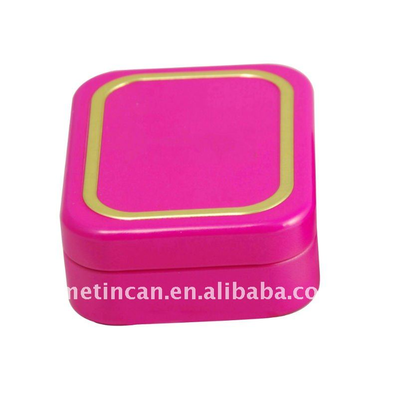 mini tin box for USB power packaging