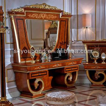 Clical Bedroom Furniture Dresser