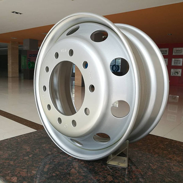 Agricultural Machinery Parts Tractor Steel Wheel Rim
