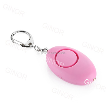 Oval shaped for personal alarms 130DB
