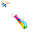 Sport Dresses Personalized Keychain Silicone Wristband