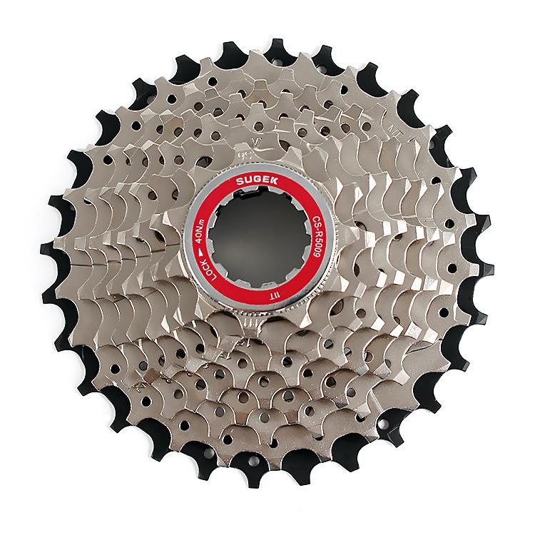 MTB Road Mountain Bicycle Freewheel 9 speed cassette Flywheel MTB 11-28T Durable