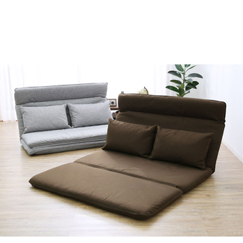 Anese Soft Fabric Adjule Lounge Folding Chair Tatami Single Small Sofa Bed
