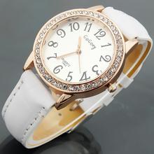 2014 Hot Gogoey 1944 Women rhinestone quartz watch Brand Luxury Crystal watch Women Fashion Dress Quartz Wristwatches