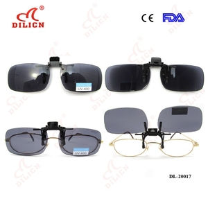 b2f1f8bacf Clip Ons Polar Optics Sunglasses