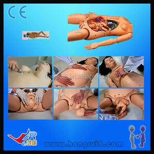HOT SALES advanced Intelligent digital delivery and maternal and neonatal emergency birthing training