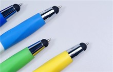 Promotional OEM Logo Printed Stylus Metal Pen Engraving Ball Pen with Logo