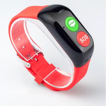 Sos Gps Wristband Elderly Bracelet With Sim Card Support