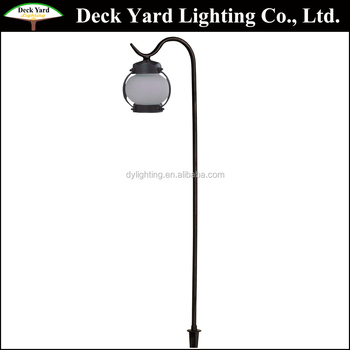 Garden Lamps Outdoor Decorative Yard Light Walkway Lamp Post Led Path Lights
