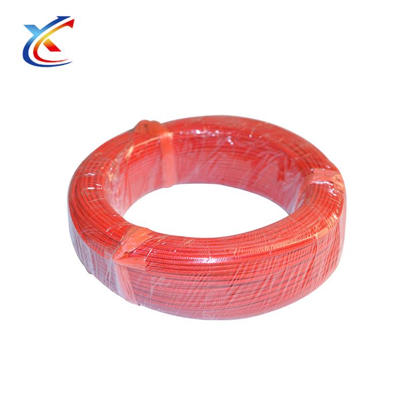 Finden Sie Hohe Qualität Glasfaserummantelter Draht Hersteller und ...