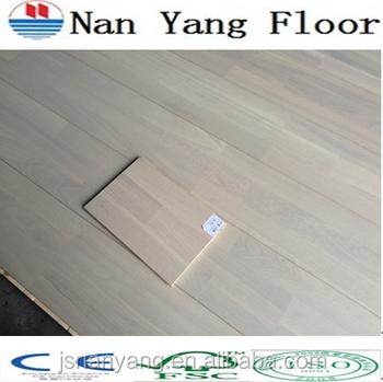 Witte Plank Op Maat.3 Stroken Eiken Brede Plank Wit Geschilderd Op Maat Houten Vloeren