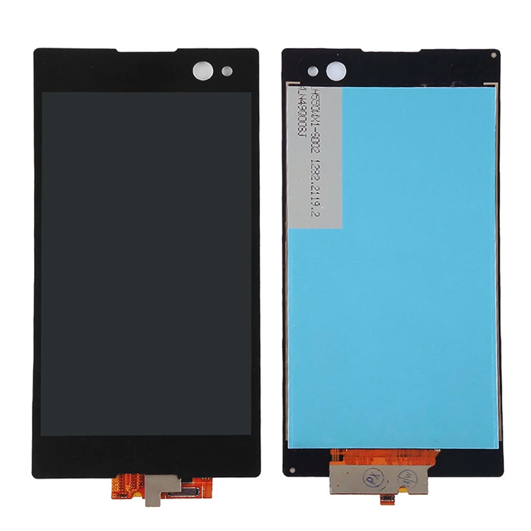 Wholesale lcd for sony z2,lcd digitizer replacement for sony xperia t2 ultra t2 d5322
