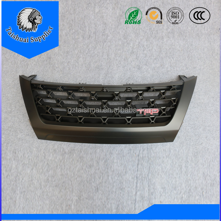 Auto front grille guard trd grill for t-oyota fortuner 2016 accessories