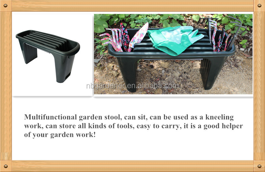 Miraculous Plastic Garden Gardening Kneeler Bench Seat Stool Buy Stool Garden Stool Plastic Stool Product On Alibaba Com Cjindustries Chair Design For Home Cjindustriesco