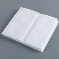 Lint Free disposable microfiber wipe cloth for healthcare eliminating cross-contamination