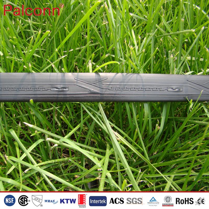16mm cinta de riego por goteo continuo de en-línea de suministro de fábrica