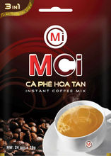 INSTANT COFFEE 3 in 1 - ME TRANG BRAND - MCi 3in1 label