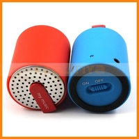 Rechargeable Portable Bluetooth Speaker with FM Radio for Cellphone PDA MP3 PC Laptop