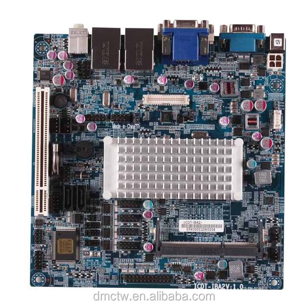 NM10 with Atom D2550 Mini-ITX Motherboard