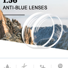 Lens Block Factory Lenses Blue Cut Photochromic Lens Resin Optical Light Block Blocking Lenses
