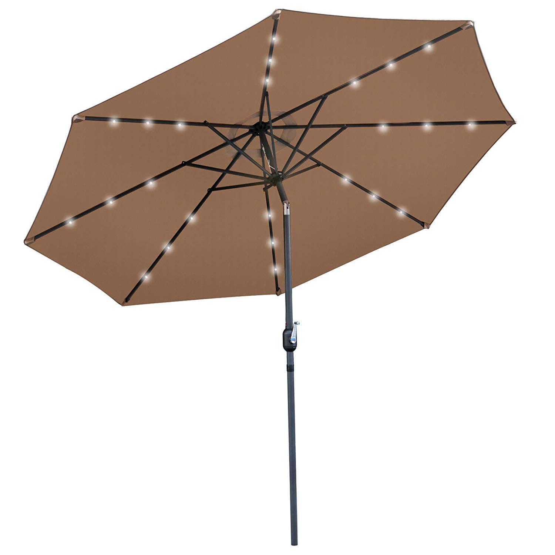 tilting solar umbrella - HD1500×1500
