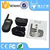 high quality china pet products remote for electric meter stop dog training collar