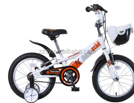 16 Inch New Model Kids Bike For Russia Market With Foot Brake