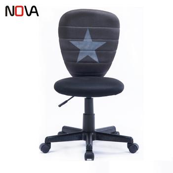 Model Ergonomic Leather Revolving Chair For Kids Study Buy Purple