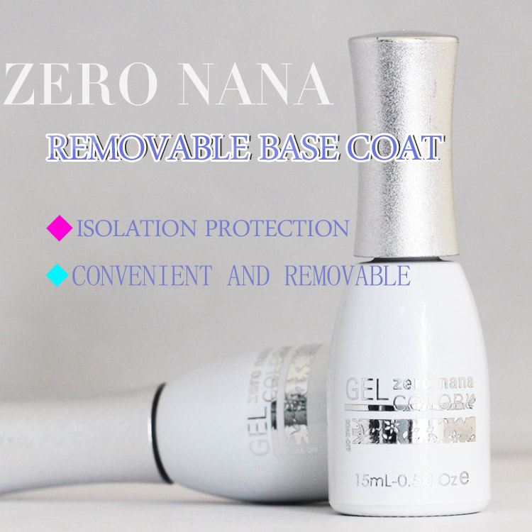 Zero Nana base extraíble empapa de gel uñas Dubai larga duración-Gel ...