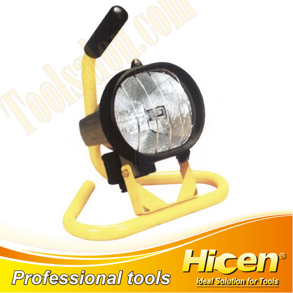 Portable Halogen Lamp