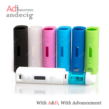 2015 A&d Subox Mini Starter Kit Silicone Case/skin/mod/sleeve Is ...