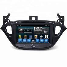Kaier Quad core Android 6 2din Kombination Auto Radio für Opel Corsa 2015 2016 2018 Auto Multimedia Navigation system mit Kamera