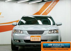 2004Year Sep Hyundai NF Sonata N20 Luxury Auto Silver