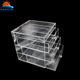 NAXILAI High Quality Wall Mount Acrylic Cosmetic Box For Display Box